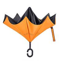 Лучший зонт Up Brella обратного сложения