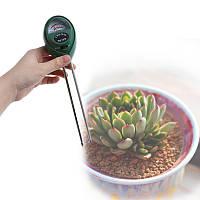 Эффективный прибор для измерения влажности, ph-свойств почвы и уровня освещенности растений