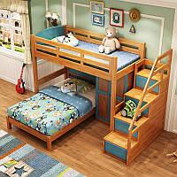 Детская мебель Кровать чердак Premium-5 Mobler
