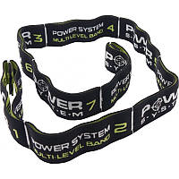 Эластичная лента PowerSystem Multilevel Elastic Band