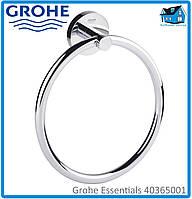 Кольцо для полотенца Grohe Essentials 40365001 (старый арт. 40365000)