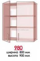 Mirror Gloss 980 ВЕРХ ВИТРИНА   (скло фотопечать), фото 1