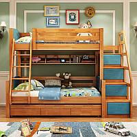 Комплект детской мебели Кровать чердак Premium-7 Mobler