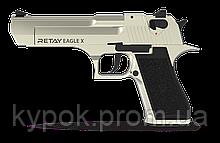 Пистолет стартовый Retay Eagle X кал. 9 мм цвет:satin