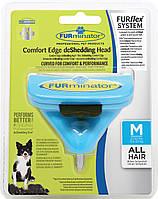 Фурфлекс насадка против линьки M, для собак средних пород