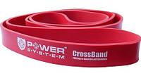 Резина спортивная для тренировок CrossFit Level 3 Red PS - 4053