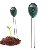 Лучший инструмент измерения кислотности pH, влажности, освещенности почвы