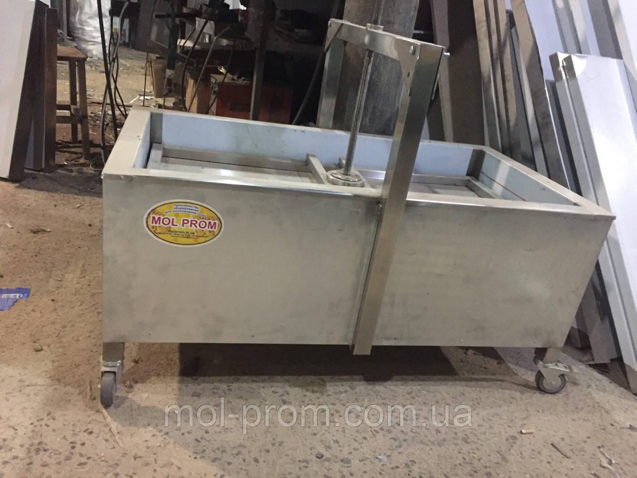 Пресс тележка 50-500 литров