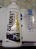 Смазка силиконовая для пластика и резины 110мл Zollex эмульсия