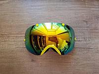 Стильная горнолыжная маска Be Nice Желтый
