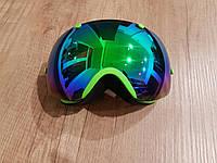 Стильная горнолыжная маска Be Nice Зелёный
