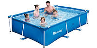 Каркасный бассейн Bestway 56404 (300х201х66см)
