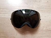 Стильная горнолыжная маска Be Nice Черный матовый