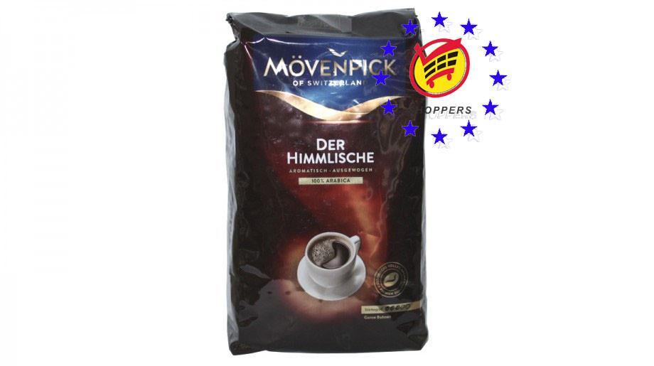 Зерно Mövenpick Der Himmlische 100% Arabica 0,5 кг