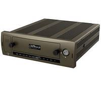 2 МП 4-канальный автомобильный HDCVI видеорегистратор DH-MCVR5104-GCW