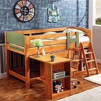Комплект детской мебели Кровать чердак Premium-6 Mobler