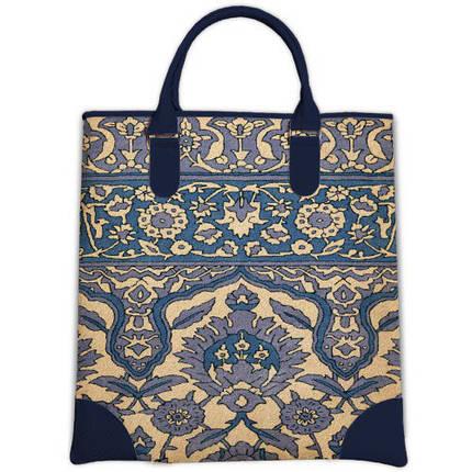 Женская сумка мешок Мини с принтом Узоры, фото 2