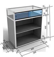 Расчеты размеров стекла, двп, пластика и др материалов для наполнения витрин из алюминиевого профиля