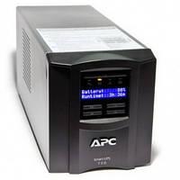 ИБП APC Smart-UPS 750VA LCD (SMT750I) 500 вт линейно-интерактивный