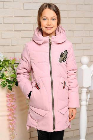 71b1463e469 Детская деми куртка Пчела