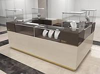 Дизайн торгового острова, торговая мебель, дизайн торговой мебели, торговая мебель Киев