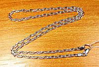 Цепь Якорь серебро 925 проба 50см 9.08г