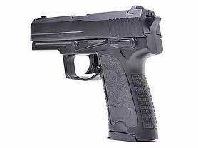 Игрушечное оружие Пистолет ZM20 металлический, фото 3