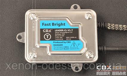 Блок быстрого розжига V1-T Fast Bright 35-40W AC Slim / балласт для ксенона, фото 2