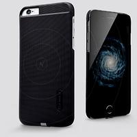 """Пластиковая накладка Nillkin Magic с модулем приема от беспроводного ЗУ для Apple iPhone 6/6s (4.7"""") Черный"""