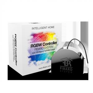 Контроллер светодиодных лент Fibaro Relay RGBW Controller FGRGBWM-441 / FIB_FGRGB-101