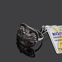 Серебряное кольцо Украина.