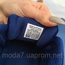 Мужские кроссовки реплика Reebok Classik синие, фото 3