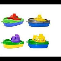 Лодочка 01-111-1, детская игрушка, игрушечная лодка