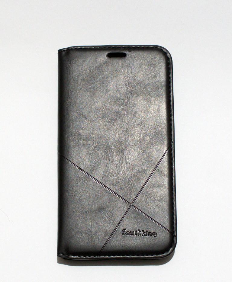 Чехол-книжка для смартфона Lenovo C2 K10A40 чёрная