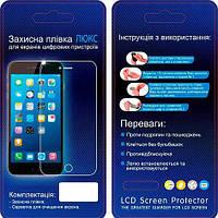 Защитная плёнка на стекло для HTC Desire 326g матовая Люкс