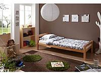Деревянная кровать Mobler B012