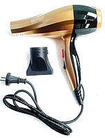 Фен для волос Braoua BR-8842