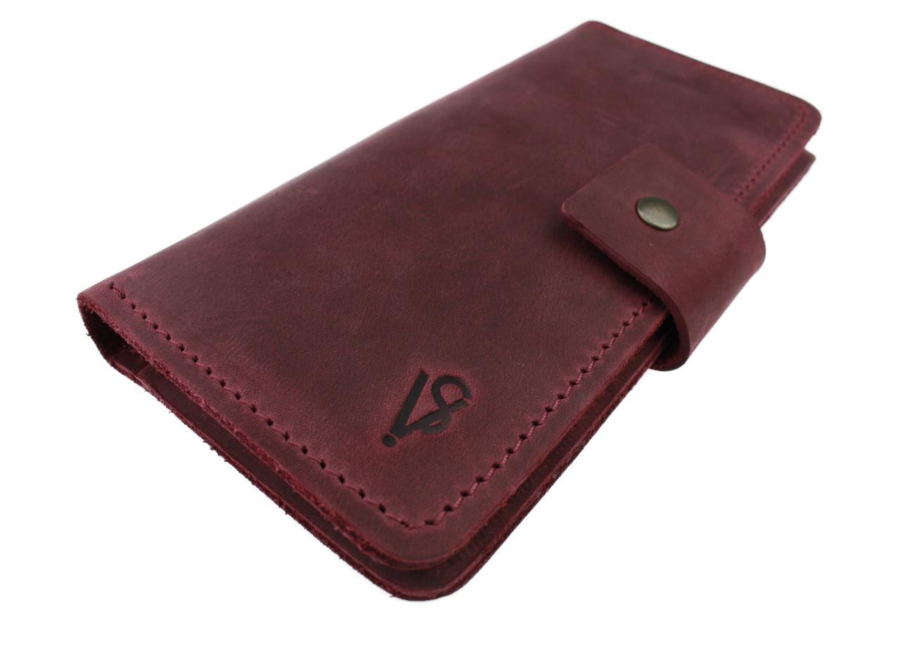 08f70f1c938b Кошелек женский большой кожаный кожа SULLIVAN kgb9(8) марсала, цена 399  грн., купить в Киеве — Prom.ua (ID#654539429)