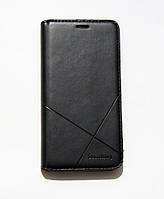 Чехол-книжка для смартфона Meizu M5C чёрная MKA