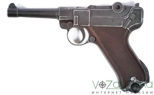 Стартовый пистолет парабеллум ME Luger P-08