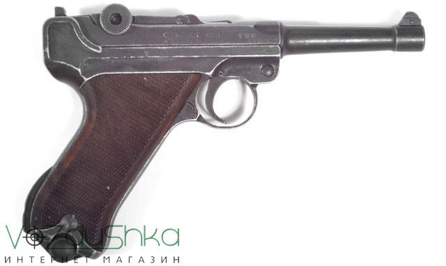 Стартовый пистолет Люгера ME Luger P-08