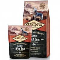 Корм для собак Carnilove Lamb & Wild Boar For Adult Dogs (ягненок и кабан)