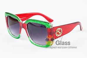 Очки женские брендовые Gucci 0083 C3