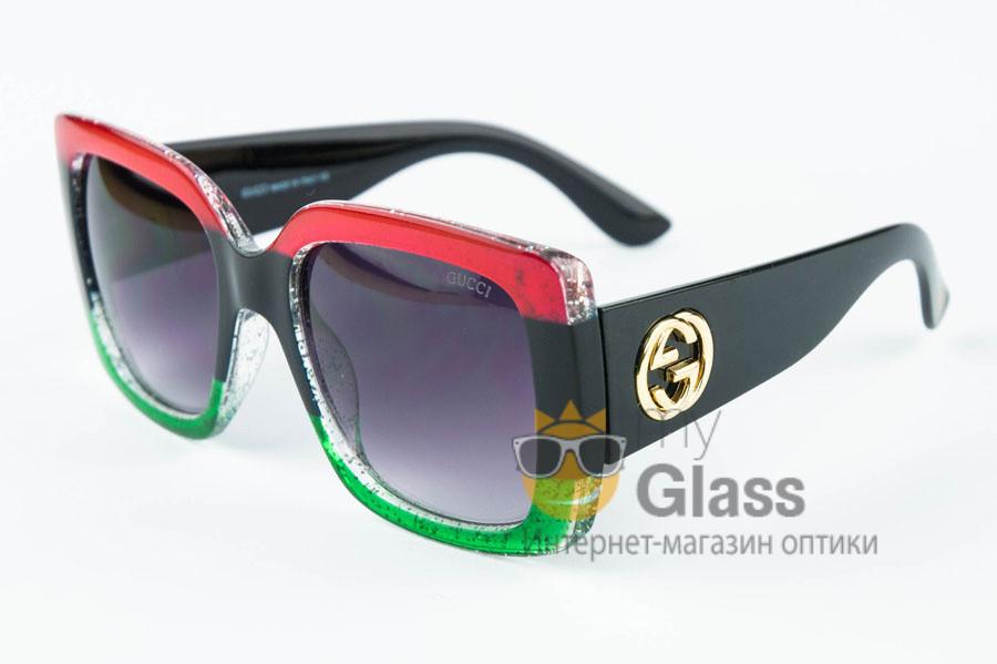 Солнцезащитные очки Gucci 0083 C2