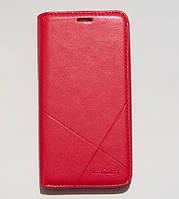 Чехол-книжка для смартфона Meizu M5C красная MKA, фото 1