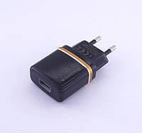 Сетевое зарядное USB Reddax 2100mah (RDX-013)
