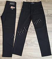 Штаны,джинсы демисезонные для мальчика 11-15 лет(черные) розн пр.Турция