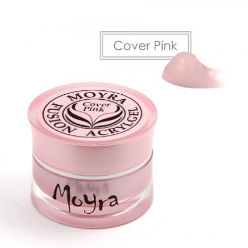 Акрилгель Камуфлирующий (Fusion Acrylgel Cover Pink) 5г
