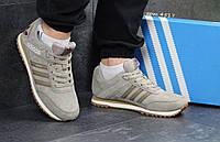 Кроссовки мужские Adidas Spezial бежевые