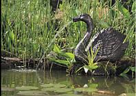 Фонтанная фигура Лебедь